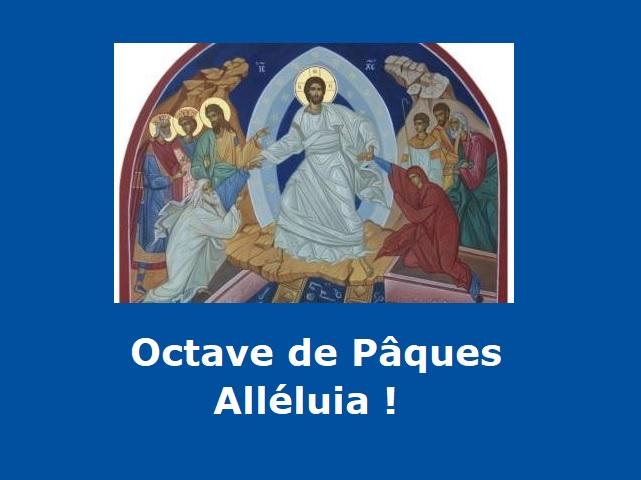 Octave de Pâques
